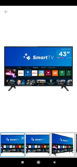 Smart Tv Ultra Slim Full Hd Led