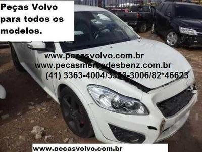 Volvo C30 T5 2011 Top Batida Para Retiras Peças