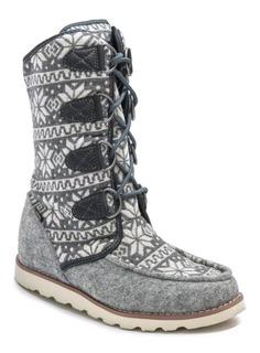 Zapatillas Botas Hi Tec Trekking Mujer Apreski Diseño Andino