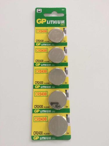 Pila Cr2430. Gp (incluye Impuesto)