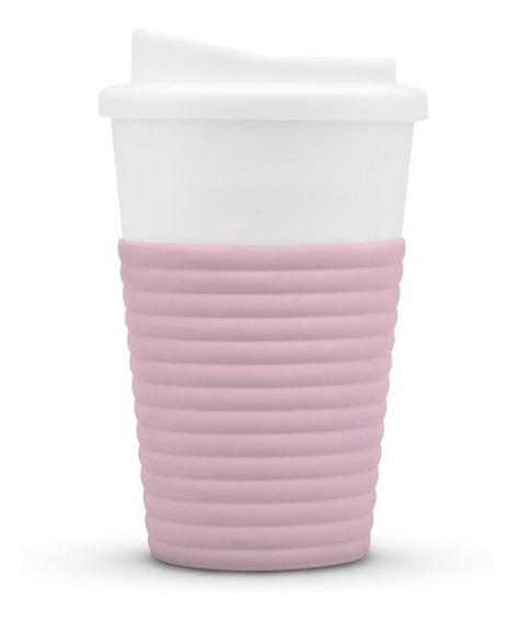 Vaso Térmico My Cup Canelé Gato Reutilizable Bpa Free