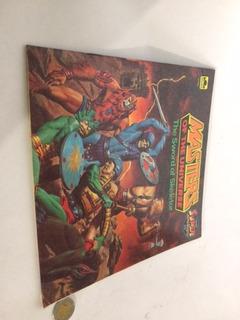 Comic Vintage Usa Super Adventure Motu The Sword Os Skeletor