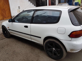 Honda Civic Hatchback 92