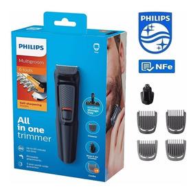 Kit Philips Barbeador E Aparador A Prova D