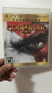 Juego Ps3 God Of War 3 Original Fisico