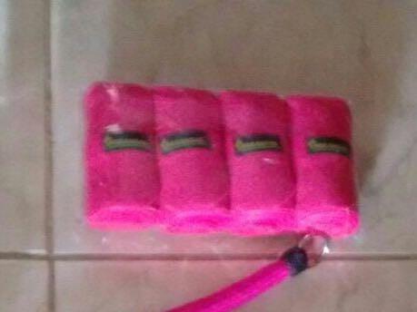 Faixas De Descanso Para Cavalo 4 Peças Pink