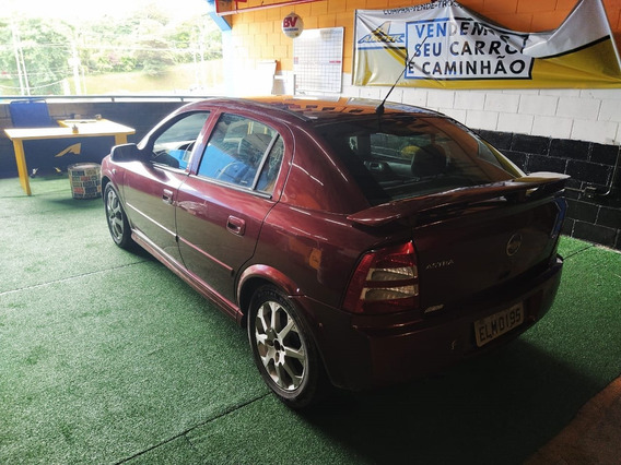 Chevrolet Astra 2.0 Mpfi Advantage 8v Flex 4p Aut. 2010 B75