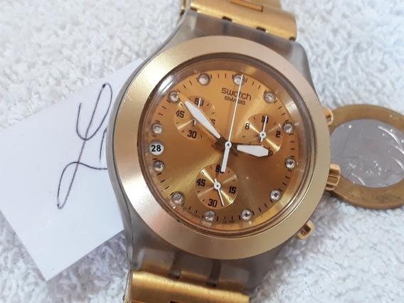 Relógio Swatch Irony, Cronógrafo (ag2005) !