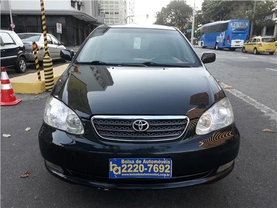 Toyota Corolla 1.8 S 16v Gasolina 4p Manual