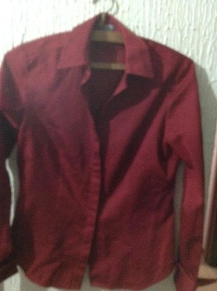 Camisa Mujer Importada ,ann Taylor (usa) Nueva Talle S (6)