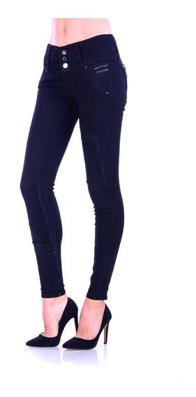 Pantalón De Mezclilla Jeans Gs-1811