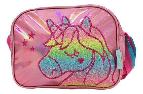 Cartera Unicornio Linea Holografica 5535170