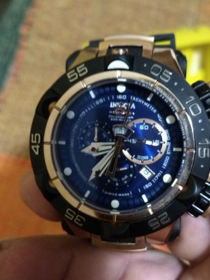 Relógio Invicta Subaqua Perfeito Coleção