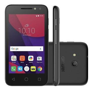 Smartphone Alcatel 4034e, 4, 8gb, Câmera 8mp, Preto