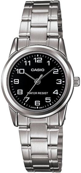 Relógio Casio Feminino Ltp-v001d-1budf