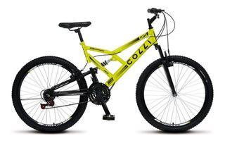 Bicicleta Colli Bike Aro 26 Aero 21 Marchas Freios V-brake