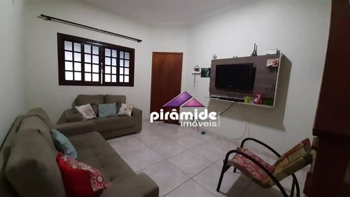Casa À Venda, 157 M² Por R$ 525.000,00 - Jardim Satélite - São José Dos Campos/sp - Ca4452