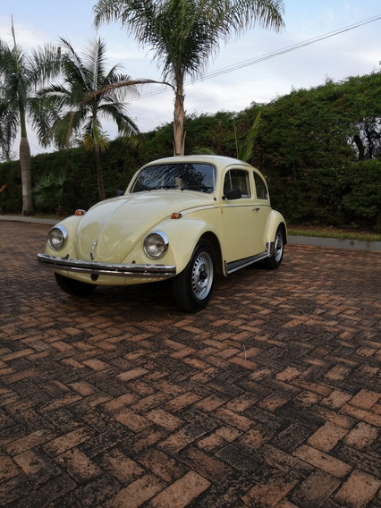 Fusca 1300 L 1975