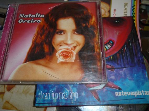 Natalia Oreiro Cambio Dolor + No Te Va A Gustar 2 Cds Regalo