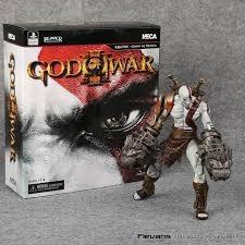 Neca God Of War Kratos Ghost Of Sparta Figura De Ação