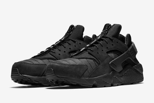 Cocinando excitación Psicológico  Zapatillas Nike Air Huarache Run Nyc Negro // Nuevo 2018   Mercado Libre