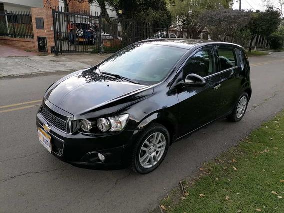 Chevrolet Sonic Hatchback Automatico Modelo 2013