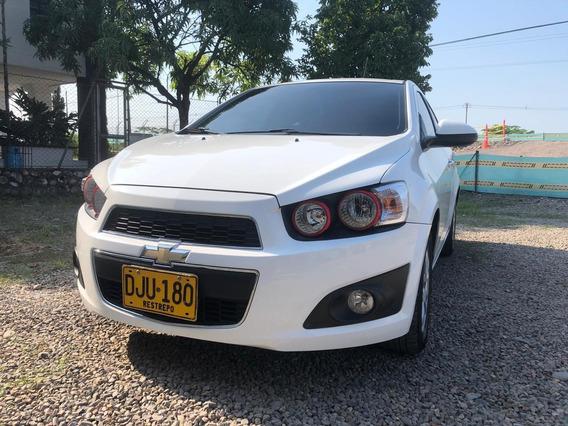 Chevrolet Sonic Lt 1.16 Full Equipo