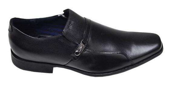 Sapato Masculino Social Ferracini Alpina Preto