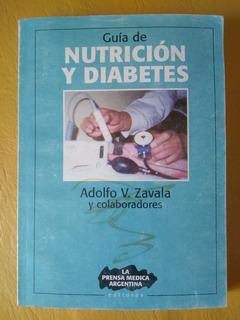 Adolfo Zavala Y Colaboradores - Guía De Nutrición Y Diabetes