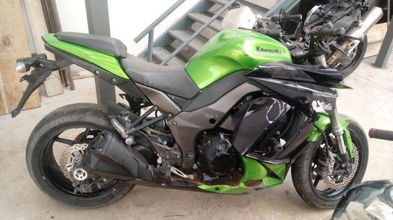Sucata De Moto Original Kawasaki Z1000 Ano Modelo 2013 13