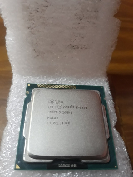 Processador Intel I5-3470 3.20ghz