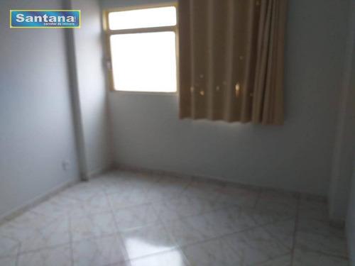 Apartamento Com 2 Dormitórios À Venda, 62 M² Por R$ 150.000,00 - Centro - Caldas Novas/go - Ap0587