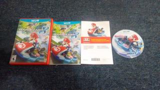 Mario Kart 8 Completo Para Nintendo Wii U,excelente Titulo