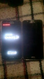 2 Celulares Samsung J7 Para Reparar