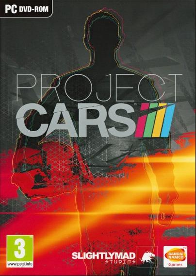 Project Cars Pc 100% Original (steam Key)