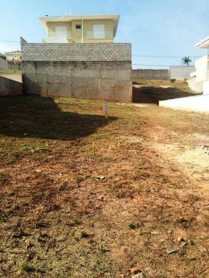 Terreno À Venda, 300 M² Por R$ 255.000,00 - Condomínio Villagio Di Napoli - Valinhos/sp - Te0528