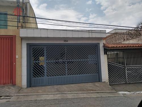 Imagem 1 de 15 de Casa Térrea Em Parque Boturussu  -  São Paulo - 1395
