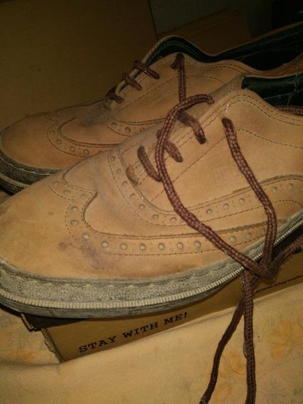 Zapato Tipo Gamuza