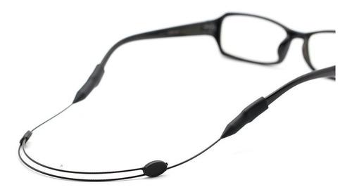 Sujetador De Lentes   Correa Ajustable Sujeta Lentes Silicon Y Acero Reforzado   Evita Perder Tus Gafas   Envio Incluido