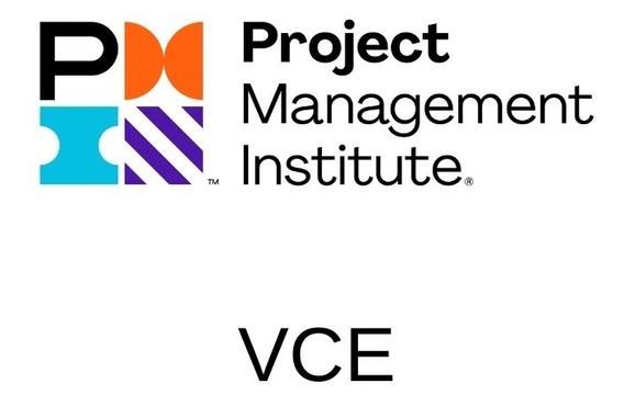 Prova De Certificação Pmi Dump Vce
