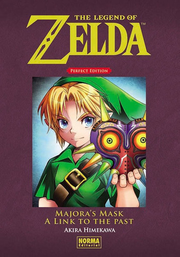 The Legend Of Zelda:majoras Mask Y A Link To The Past
