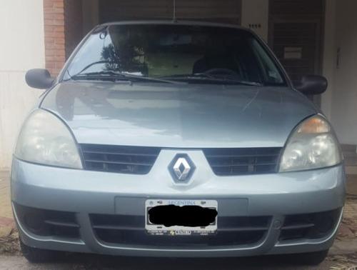 Renault Clio 1.5 Dci Pack Da+aa 2007