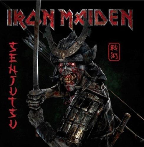 Imagen 1 de 6 de Iron Maiden Senjutsu 2 Cd Nuevo ! 2021