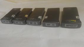 Lote 6 Cartuchos Originais Vídeoke Vmp2500 Raf Eletronics