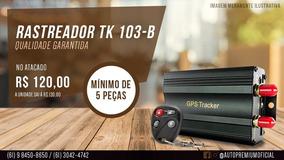 Rastreador Coban Tk-103b