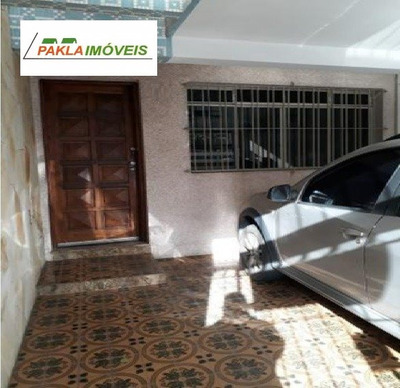 Sobrado - Vila Prudente - Ref: 2724 - V-2724