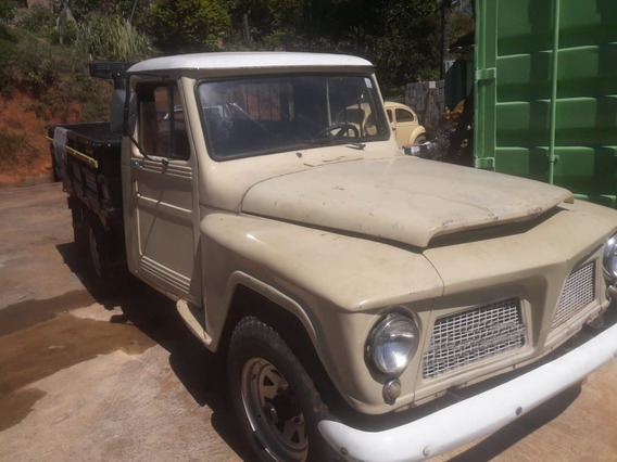 Rural Willys Ano 72 4x4.