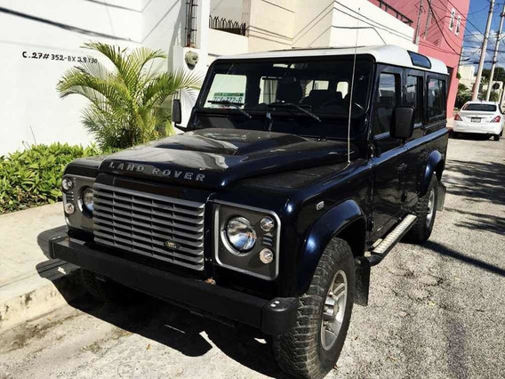 Land Rover Defender 2.4 Se Mt 2011