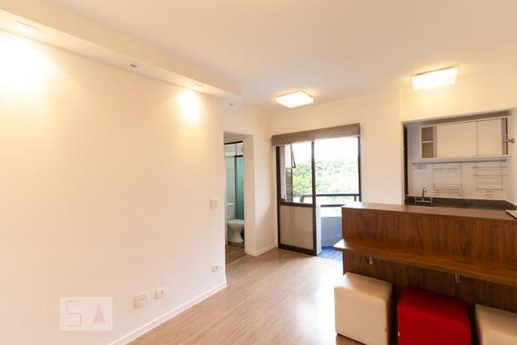 Apartamento Para Aluguel - Portal Do Morumbi, 1 Quarto, 30 - 893020270