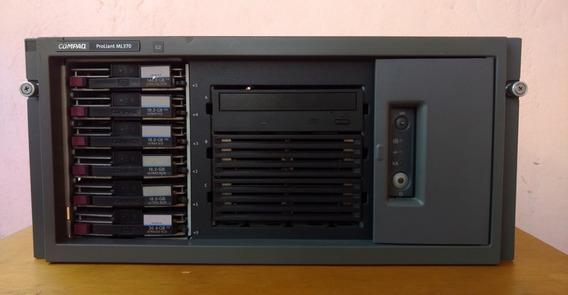 Servidor Compaq Proliant Ml370 G2